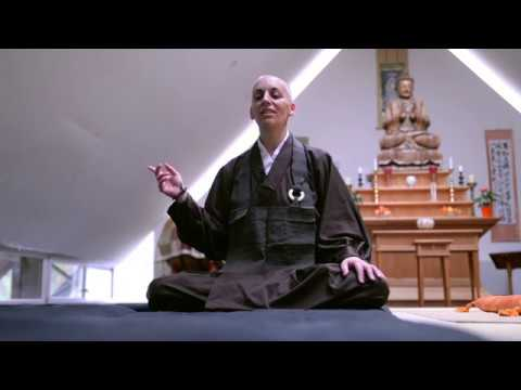 Guided meditation with Kankyo Tannier from The Gift of Silence
