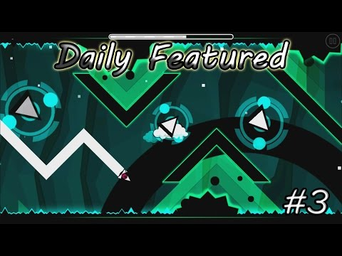 Geometry Dash WORLD : Daily Featured #3 Twist [3 coins]