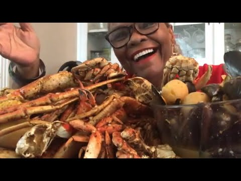 HOW TO MAKE A EASY QUICK AND DELICIOUS SEAFOOD BOIL  | RECIPE