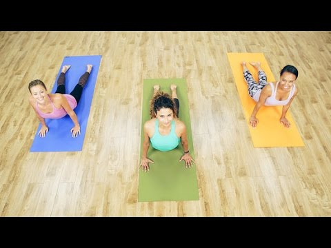 Yoga Flow for Detox and Hangovers!