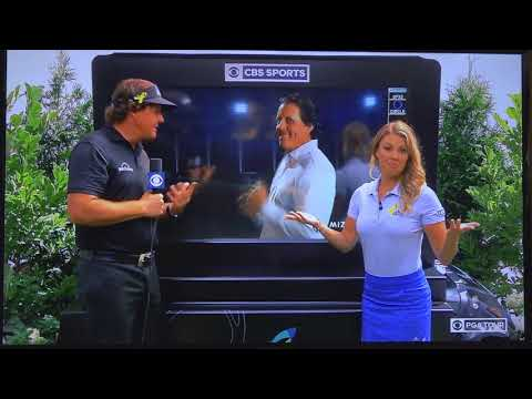Phil Mickelson Dance Moves