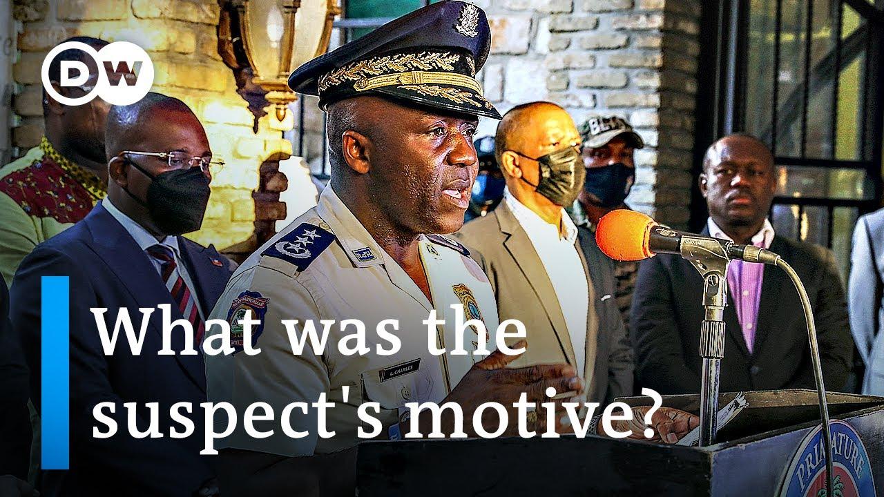 Haiti police arrest alleged mastermind of president's assassination   DW News