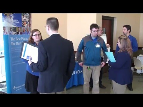 Businesses and Job Seekers Connect at IT Career Fair