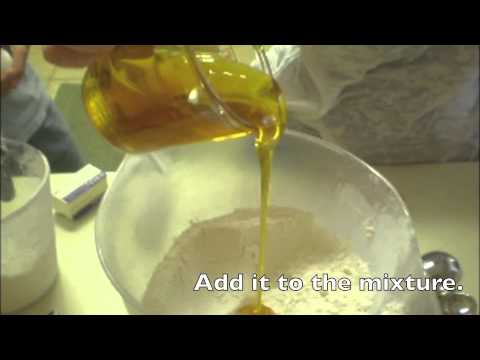 How to make Yummy Honey Biscuits