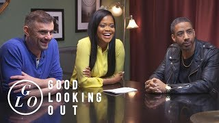 Karen Civil, Gary Vee, and Ryan Leslie Hear a Pitch That Could Erase Student Debt | Good Looking Out