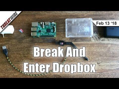 Break And Enter Dropbox - Amazon Key Gets Hacked - ThreatWire
