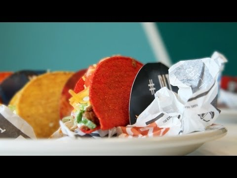 REVIEW: The Newest Doritos Locos Taco From Taco Bell