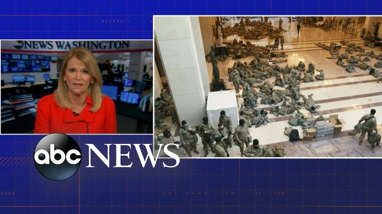 Martha Raddatz gives updates on arrests related to Capitol siege
