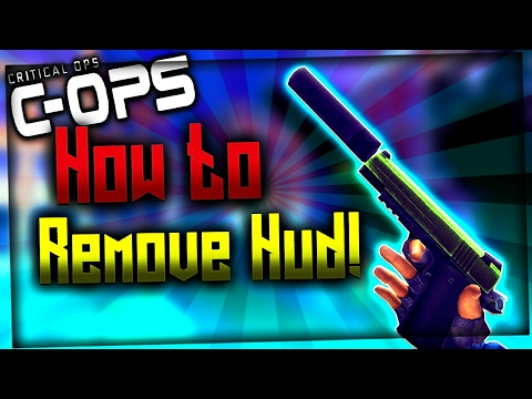 (OLD) How to REMOVE HUD in C-OPS!! (Android)