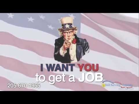 Attention Veterans: Let us help you find a job