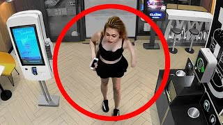 25 WEIRDEST THINGS EVER CAUGHT ON SECURITY CAMERAS & CCTV