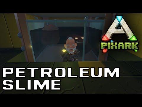 Petroleum Slime Incubator | PixArk Let's Play Episode #19