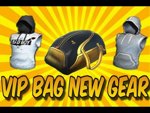 Basketball Stars Miniclip #VIP BAG NEW GEAR