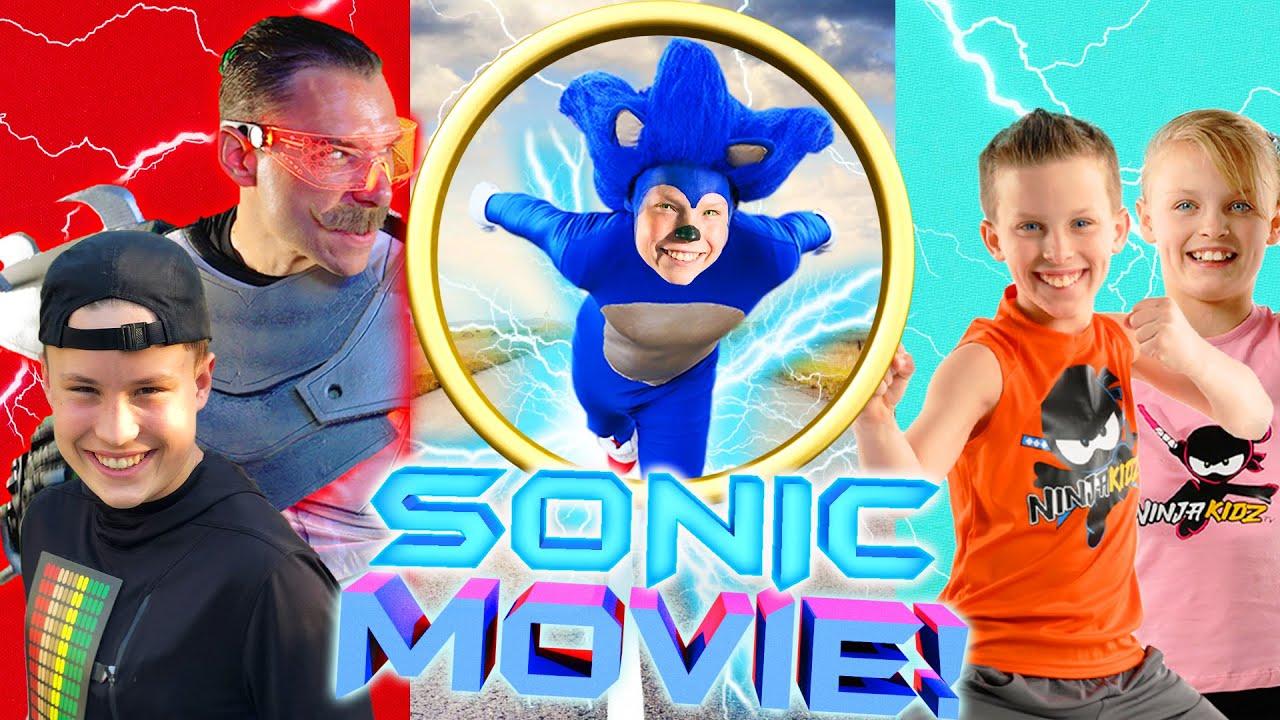Sonic the Hedgehog Movie Remastered!