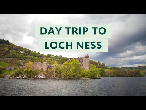 A Day Trip to Loch Ness with Rabbie's | Watch Me See