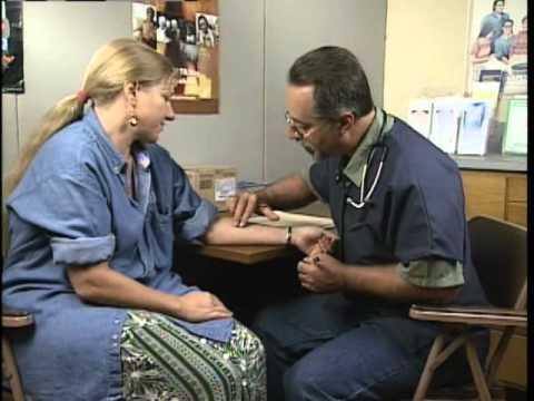 Mantoux TB Skin Test 4