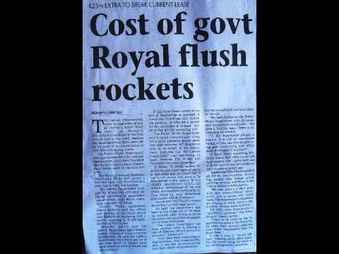 2010 - Desteni Government Corruption Report