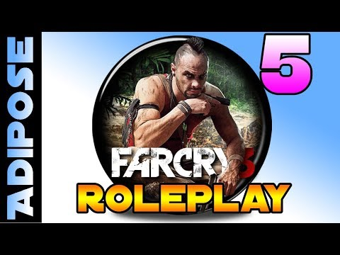 Let's Roleplay Far Cry 3 #5