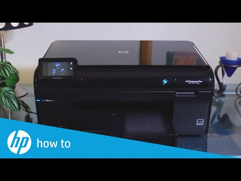 Replacing a Cartridge - HP Photosmart Plus All-in-One Printer (B209a)