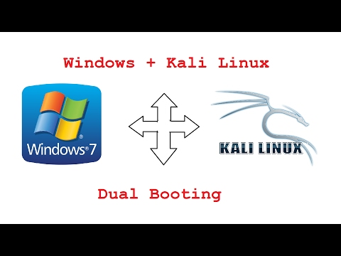 Install windows and Kali Linux dual booting In Tamil