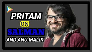 Pritam Hits Back At Anu Malik - Bollywood Hungama Exclusive Interview