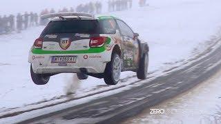 Saarland-Pfalz Rallye 2018 | big jumps, many crashes