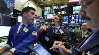 Markets unfazed by the government shutdown?