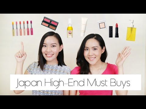 ''必買''日本專櫃美妝,Japan High-End Haul   Live an Insight
