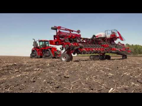 2160 Early Riser Planter: Featuring the Rowtrac Carrier System