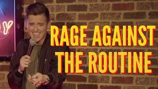 RAGE AGAINST THE ROUTINE (FULL SPECIAL) | Mike Feeney | Stand Up Comedy