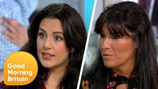 Should Physical Contact Be Banned in the Workplace? | Good Morning Britain