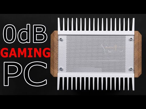How to Build a Silent Gaming PC | SFF Fanless case