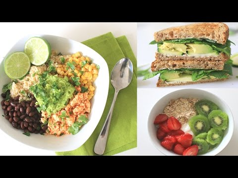 What I Eat In A Day // Healthy Meal Ideas 🌿  (#11)