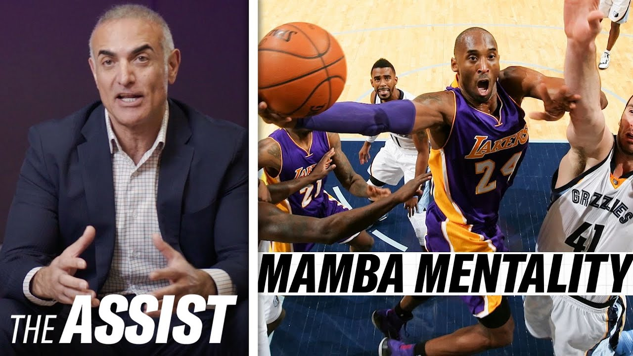 How Kobe Bryant's Trainer Helped Him Become a Legend | The Assist | GQ Sports