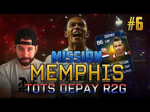 MISSION MEMPHIS #6 - SILVER INFORM UPGRADES FOR DAYS!!!!! - FIFA 15 Ultimate Team
