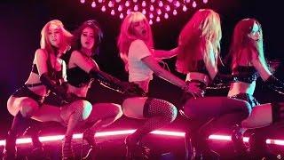 [TOP 22] SEXIEST K-POP MUSIC VIDEOS - 2015! (Female Version)