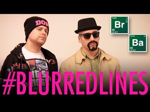 Breaking Bad Music Video - Blurred Lines Parody