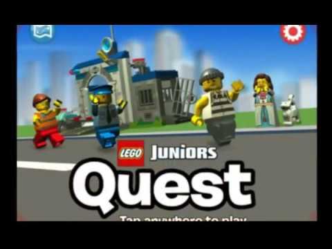 [Game] LEGO Juniors Quest