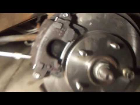 97 Chevy Blazer Front Brake Pad Tips And Tricks