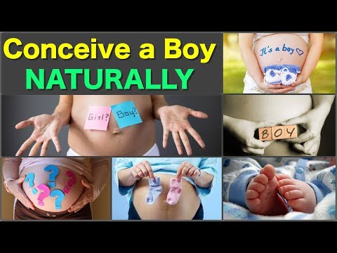 How to Conceive a Baby Boy Naturally? How To Get Baby Boy Fast