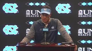 UNC Football: Larry Fedora Post Western Carolina Press Conference