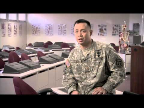Army Combat Medic Training - 68W