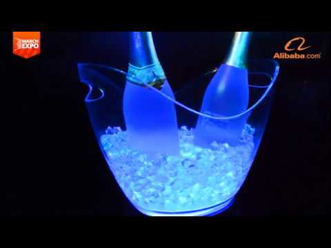 Discover New Products - LED Ice bucket
