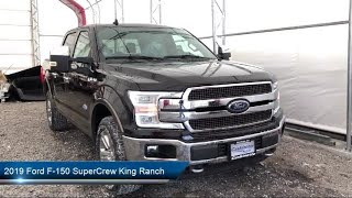 Download 2019 Ford F-150 SuperCrew King Ranch Carthage Watertown Gouverneur Syracuse Utica Video