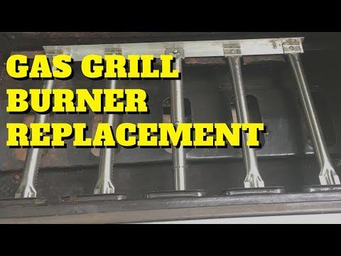Easy DIY Repair: Gas Grill Burner Replacement