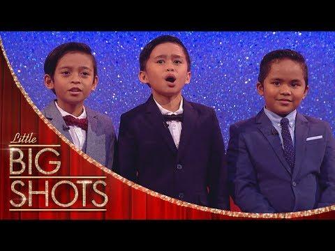TNT Boys Sing A Cappella | Little Big Shots