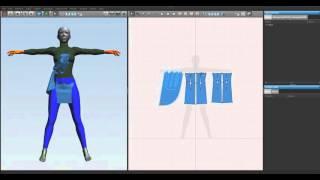 Avastar: -4- Mesh attachments (Dress) - PakVim net HD Vdieos Portal