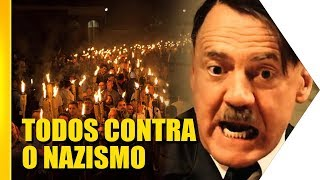 TODOS CONTRA O NAZISMO (no cinema e na vida) | OmeleTV