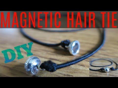 HOW TO MAKE HAIR TIES FOR DREADLOCKS