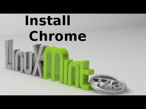 Install Google Chrome in Linux Mint 17.3